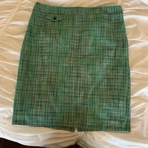 Beautiful J. Crew skirt!